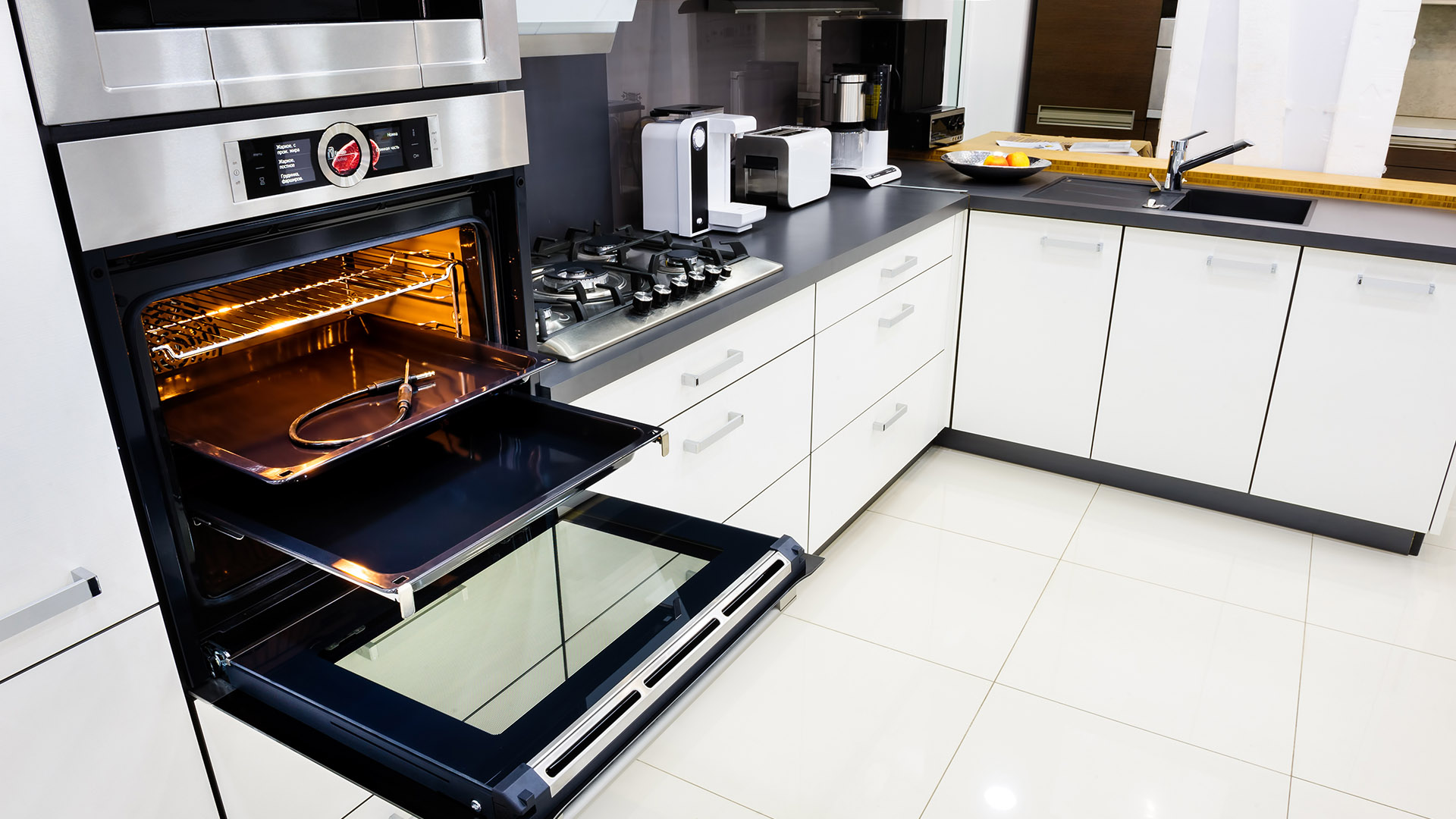 Diamond Oven Cleaning Oven Cleaning Process