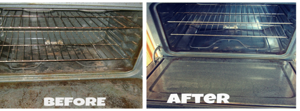 oven cleaning in derby